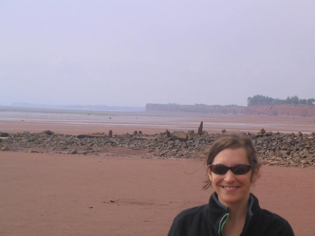 Blomidon Provincial Park in Nova Scotia