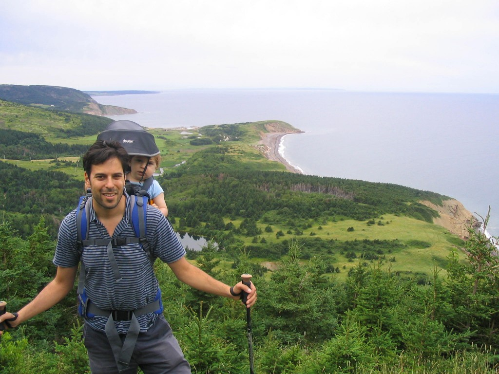 Mabou Highlands Hiking Trails on Cape Breton Island, Nova Scotia