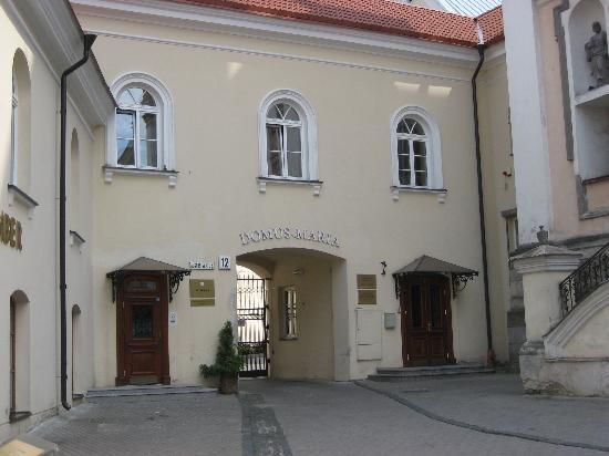 Domus Maria in Vilnius, Lithuania