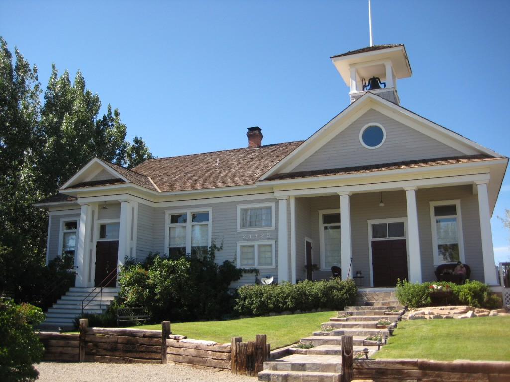 Lebanon School House Bed and Breakfast, Dolores, Colorado