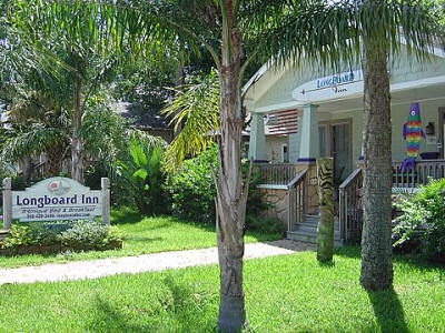 Longboard Inn, New Smyrna Beach, Florida