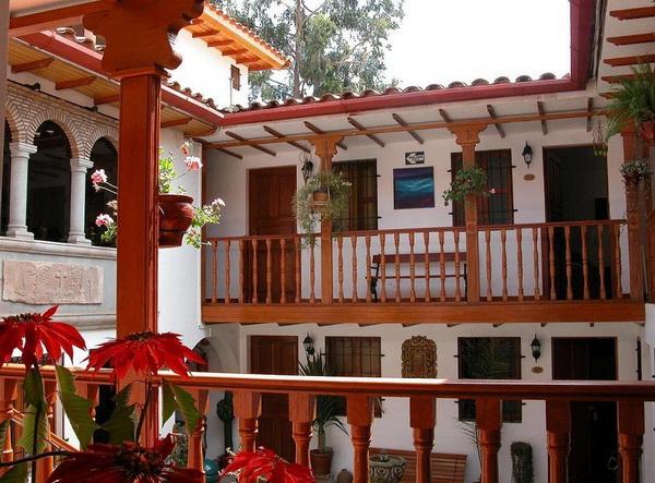 Hotel Rumi Punku in Cusco, Peru
